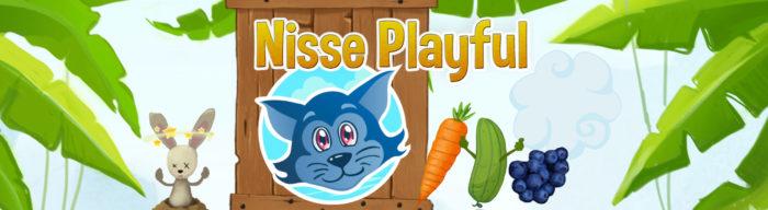 Nisse Playful - Lek och lär med Nisse