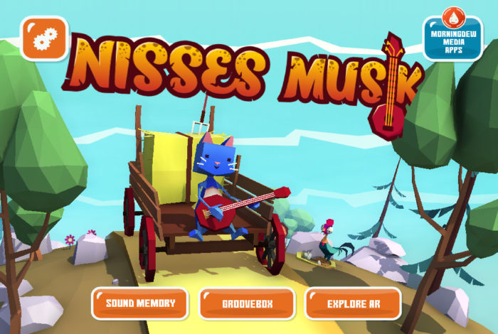 Nisses Music - Sound match and music making app