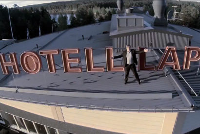 Hotel Lappland TV commercial