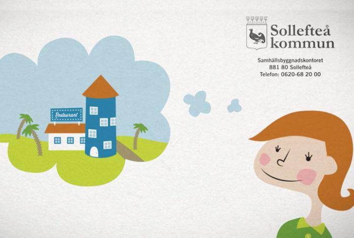 Sollefteå Kommun Infographic Film