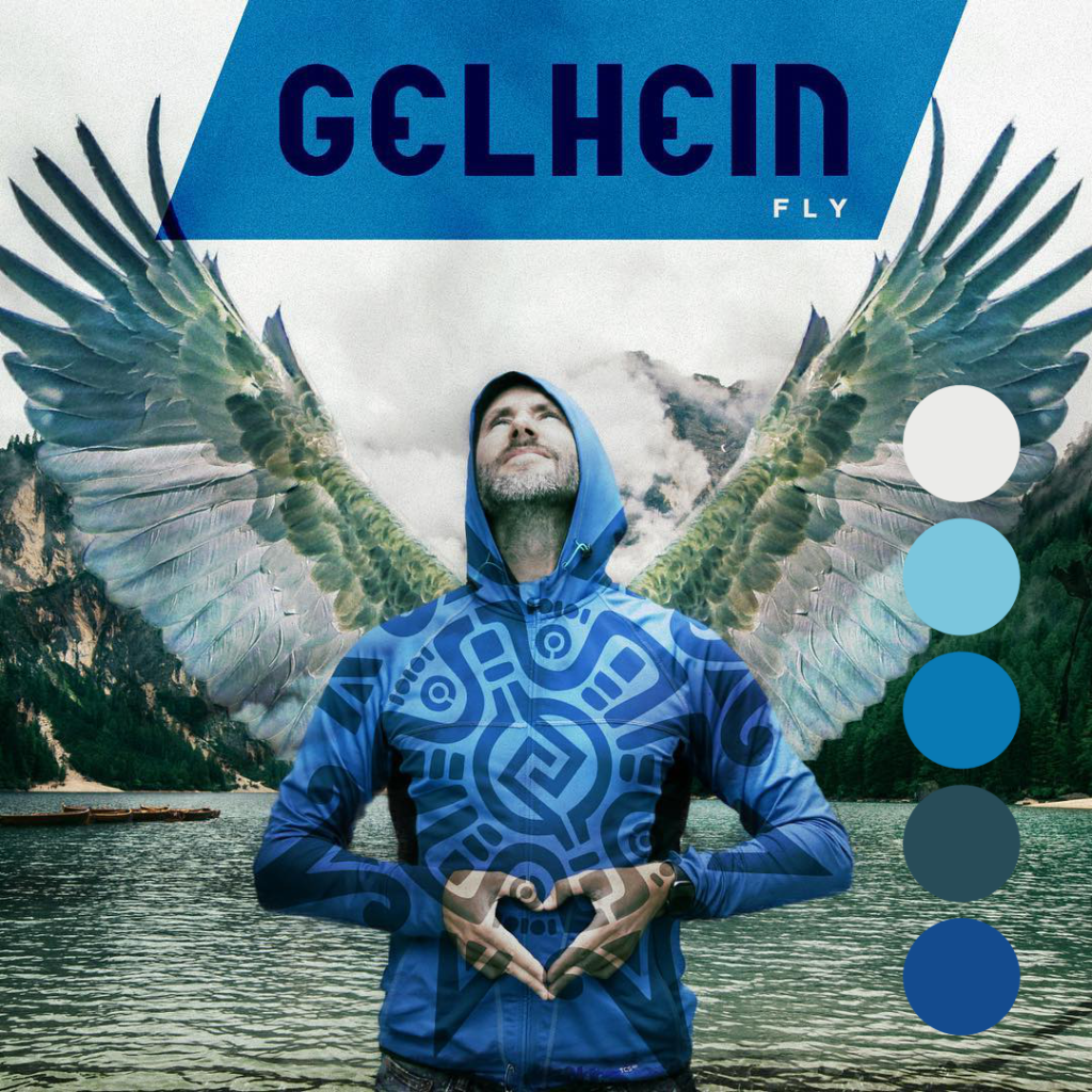 Gelhein - Fly - color scheme