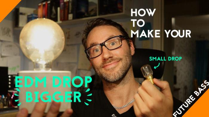 How to make your edm drop bigger - Bitwig Tutorial