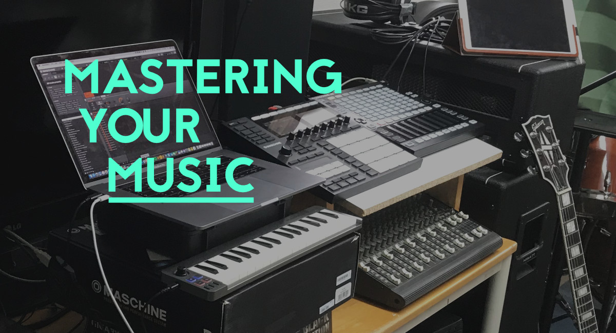 Mastering music for digital distribution