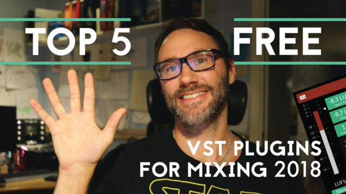 Top 5 free plugins for mixing 2018