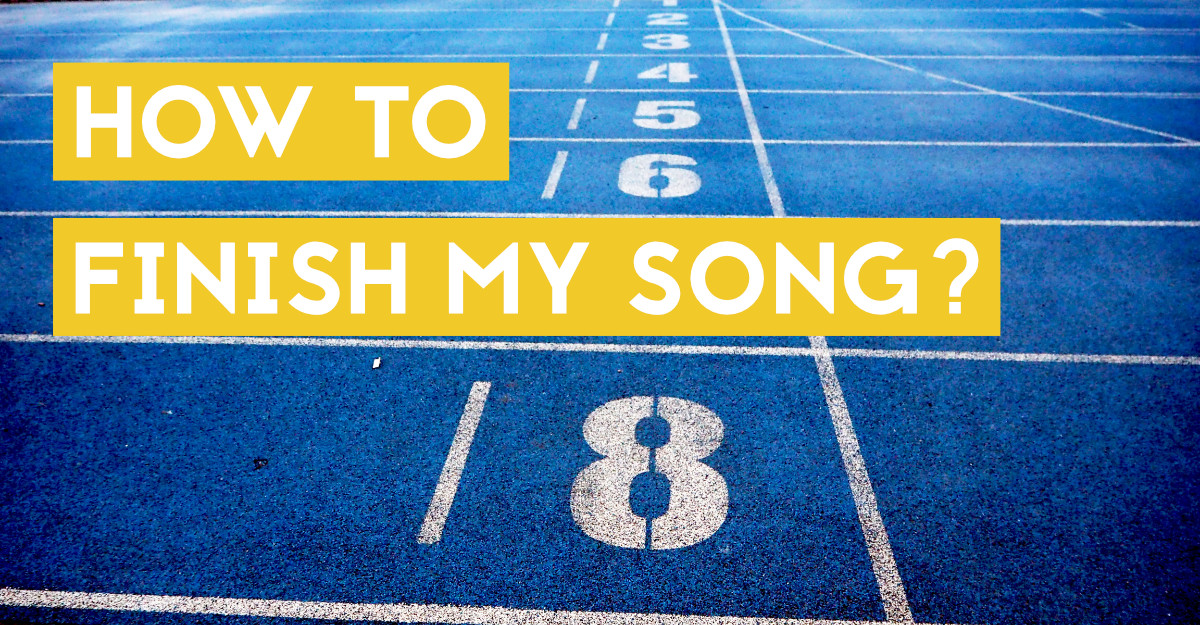 Stuck in the 8 bar loop? It's time to wrap things up and finish the song!