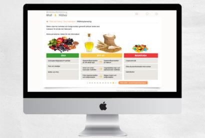 Socialstyrelsen - Mat och hälsa