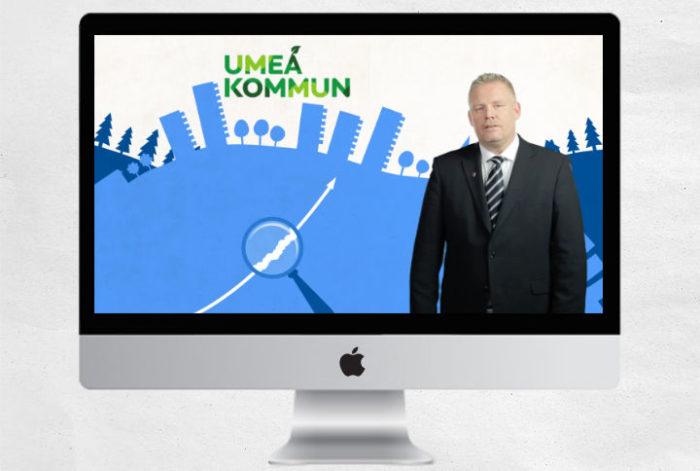 Nya ledarna - Jonas Jonsson at Umeå Kommun