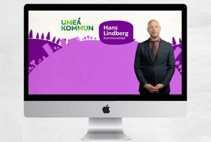 Nya Ledare - Hans Lindberg at Umeå Kommun