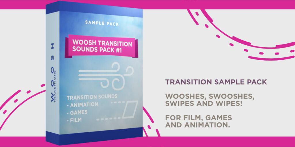 Woosh Transition Samples