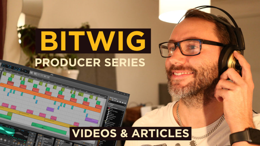 Bitwig Producer Series Tutorials