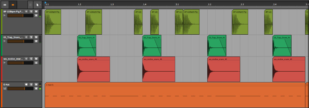 How do producers make drum kits - Beats and drum patterns
