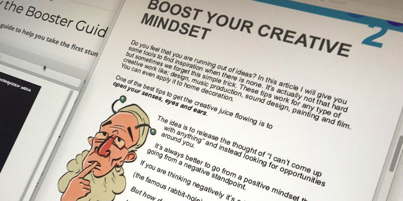 Creative Guide 2019 - Mindset