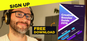FREE Creative Booster Guide 2019