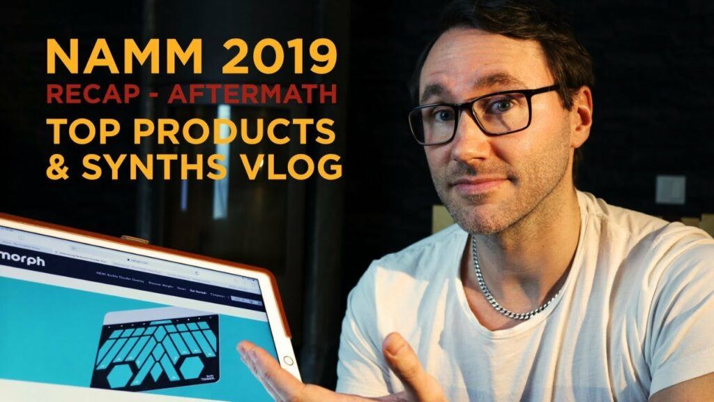 Top Synth Products at NAMM 2019