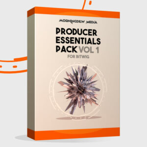 Buy Producer Essentials Pack for Bitwig Studio