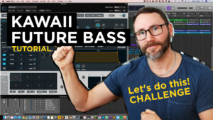 How to make cute Kawaii Future Bass