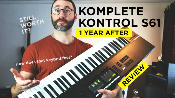 Komplete Kontrol S61 Review