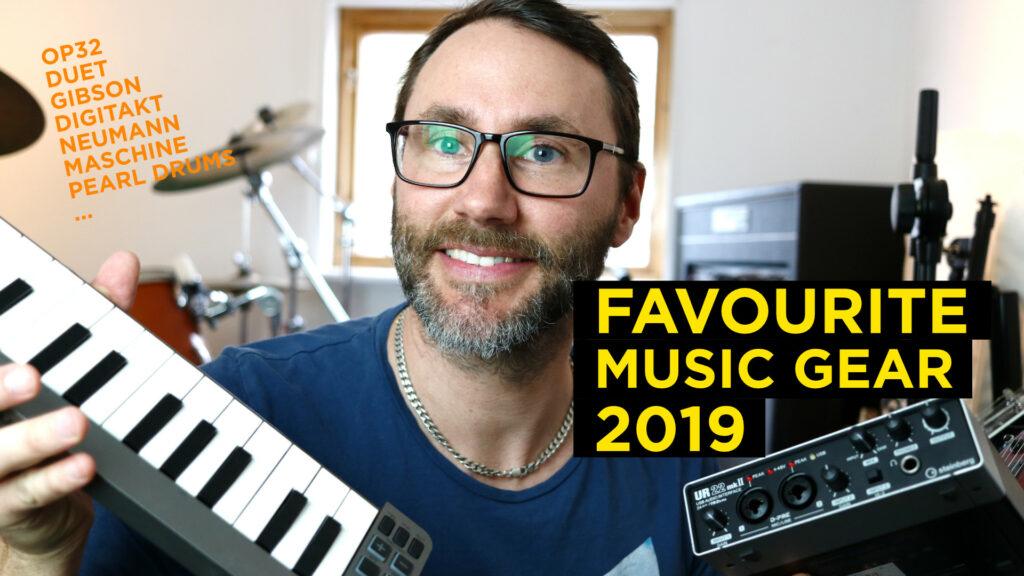Favourite Studio Gear 2019