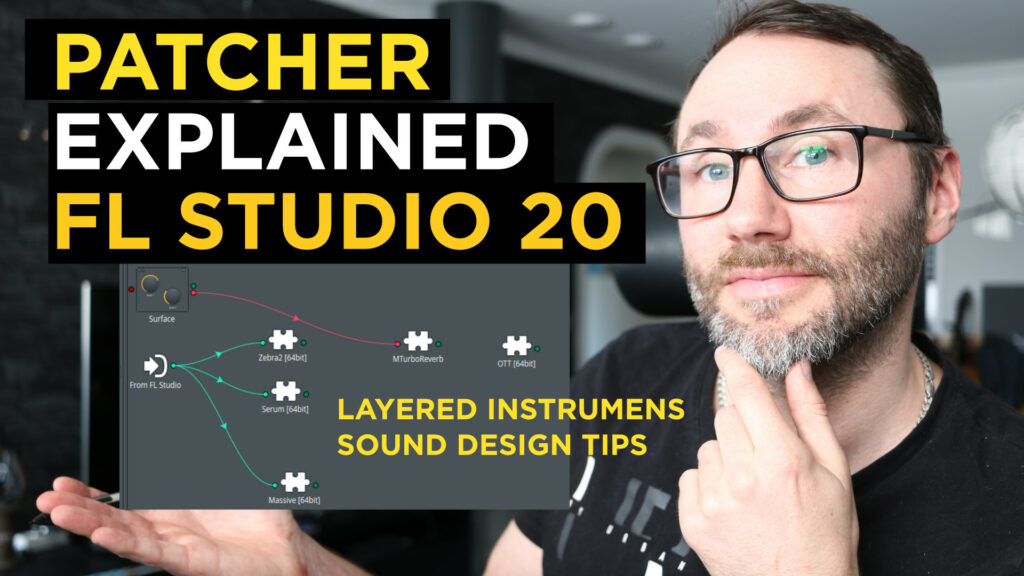 How to use the Patcher in FL Studio 20