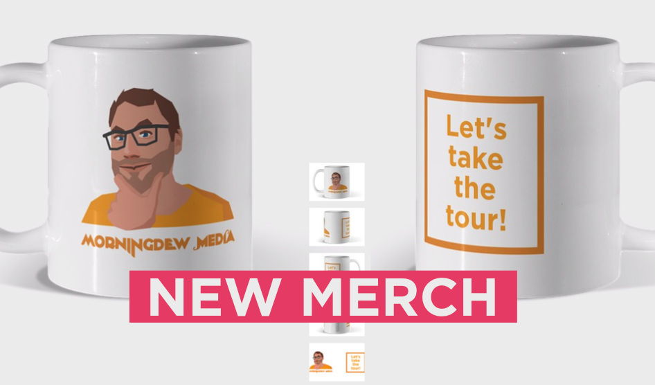 Morningdew Media merchandise