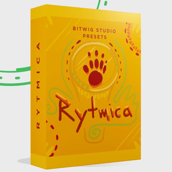 Rytmica Bitwig Studio Preset Pack