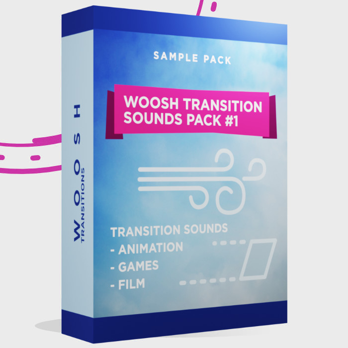 Woosh Transition Sound Effects