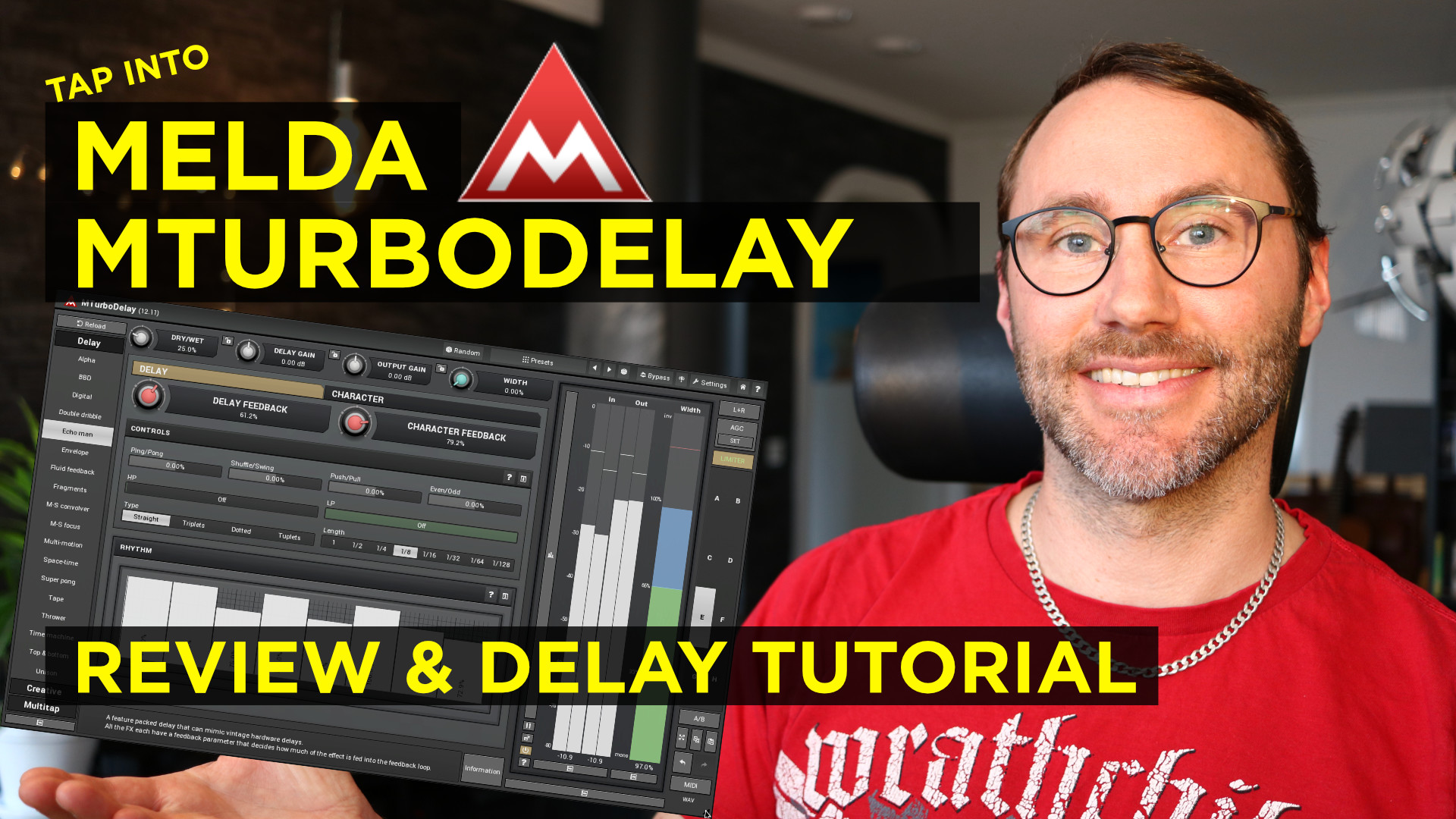 MTurboDelay Review & Delay Tutorial