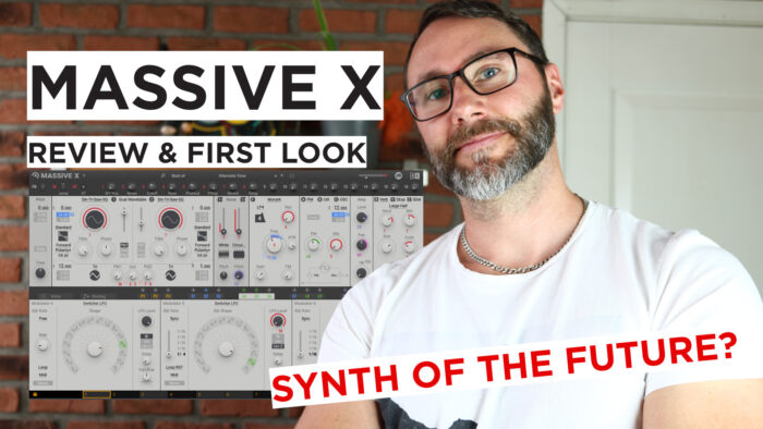 Massive X Review - VST synth of the future