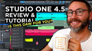 Studio One 4.5 review & overview - Is this DAW for you?