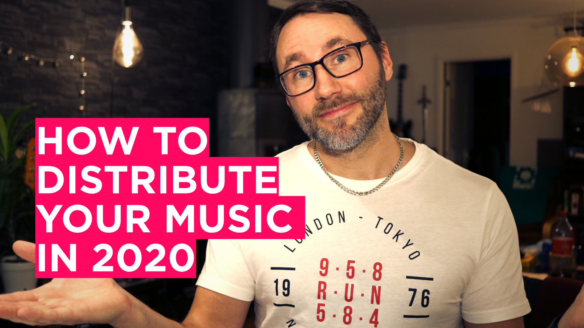 How to distribute music online in 2020