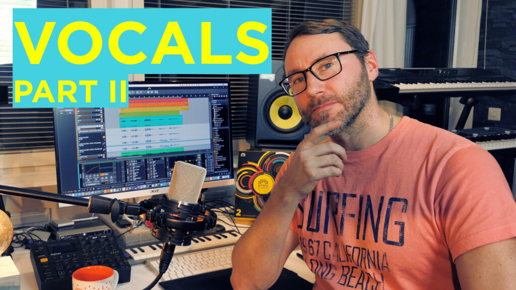 How to process vocals in the DAW