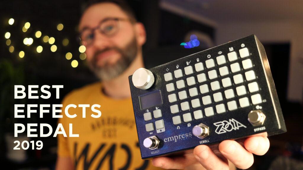 best multi effects pedal 2019