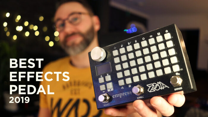 best multi effects pedal 2019