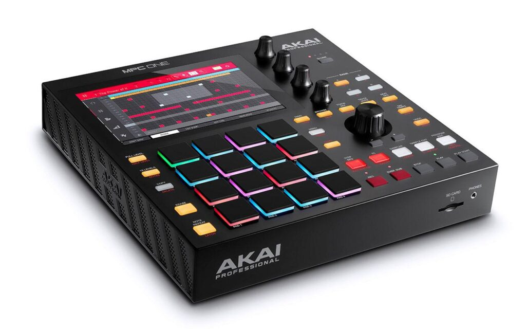 Synth Highlights NAMM 2020 - AKAI MPC One