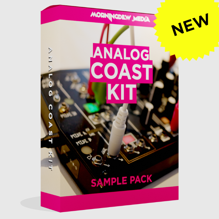 Analog Coast Kit - Lo-Fi Sample pack