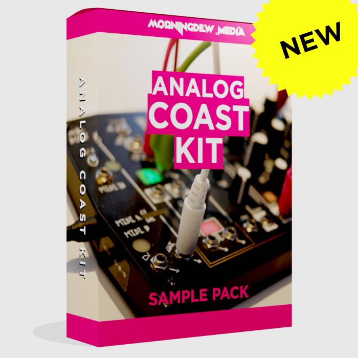 Analog Coast Kit - 0-coast sample pack