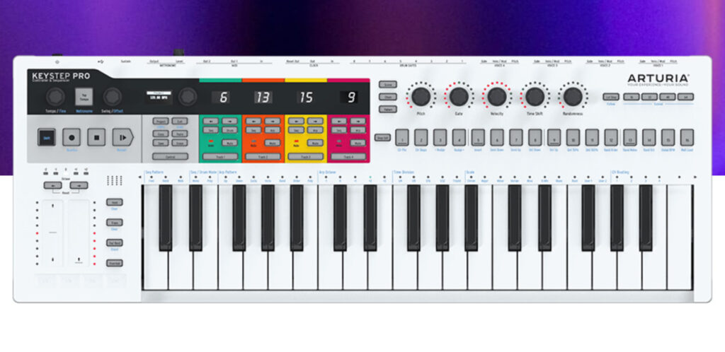 Synth Highlights NAMM 2020 - Keystep Pro