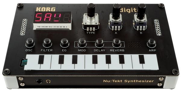 Synth Highlight - KORG NuTek NTS-1
