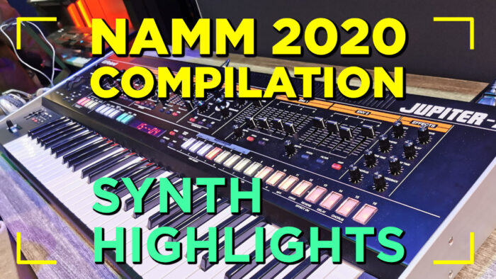 Synth Highlights NAMM 2020