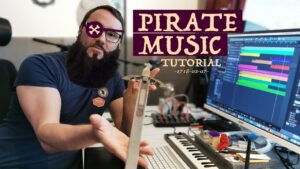 How to compose pirate music in Studio One
