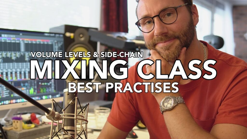 Gain Staging and Side Chain mixing masterclass