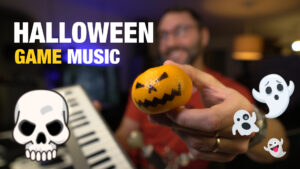 How to make Halloween Music for games