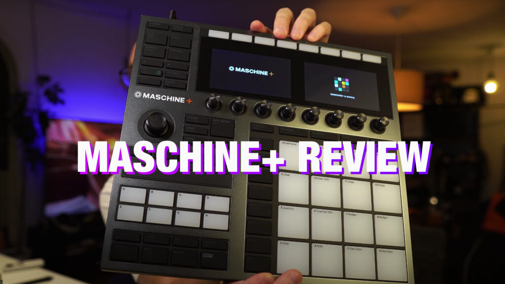 maschine-plus-review