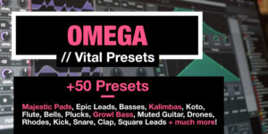 Vital Presets OMEGA pack by Mattias Holmgren