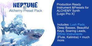 Alchemy Presets Pack NEPTUNE