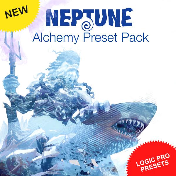 Neptune - Alchemy presets for Logic Pro X