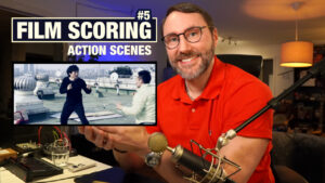 How to score action scenes - Film scoring for beginners e05