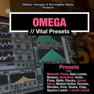 Buy Omega // Vital Synth