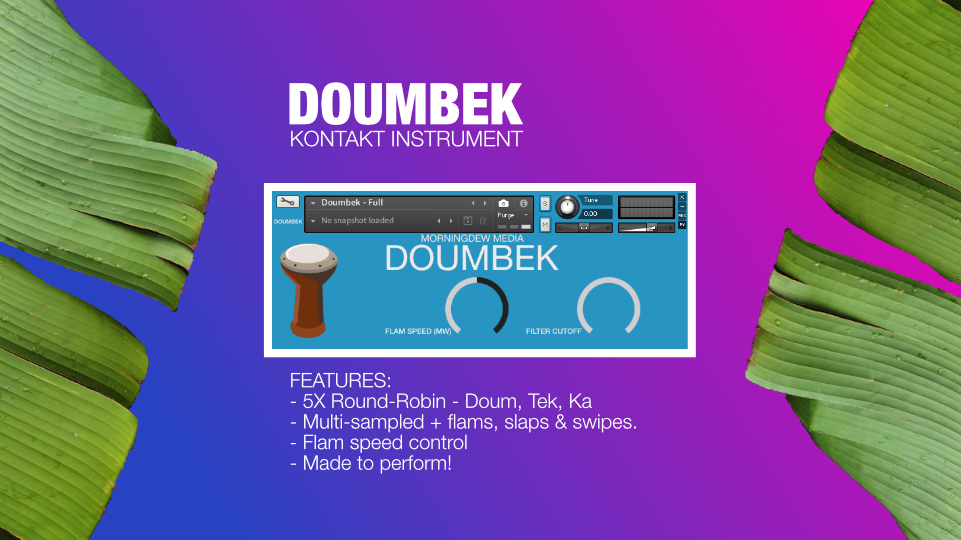 doumbek_kontakt_gumroad