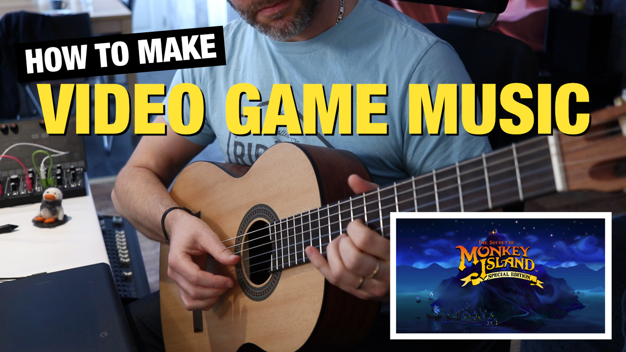 How to make video game music for beginners